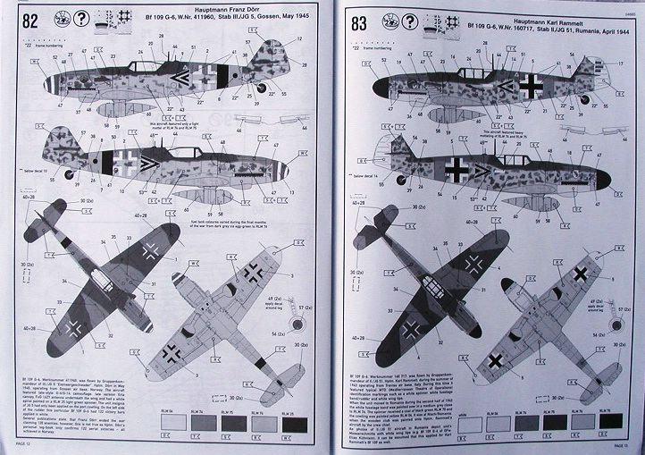 Revell-Me-109-G-6-4 Messerschmitt Bf 109 G-6 von Revell ( 04665) im Maßstab 1:32