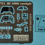 Eduard-648263-Bf-109-G-5-Cockpitset-8-150x150 Cockpitdetailset für Bf 109 G-5 ( Eduard 648263 )