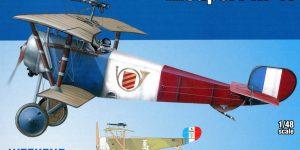 Nieuport Ni-11 – Eduard Weekend Edition 1/48 – BAUSATZ UND ZUBEHÖR