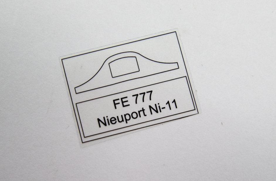 Eduard_Ni-11_Weekend_2016_Zoom_01 Nieuport Ni-11 - Eduard Weekend Edition 1/48 - BAUSATZ UND ZUBEHÖR