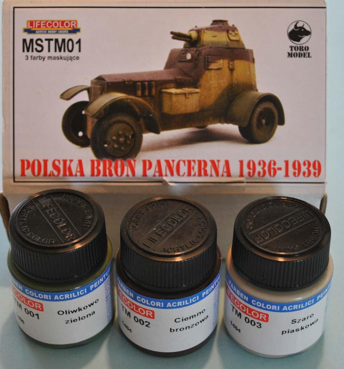 Life-Color-Farben-polnische-Armee-1939-1 Farben polnische Armee 1939 von Life Color