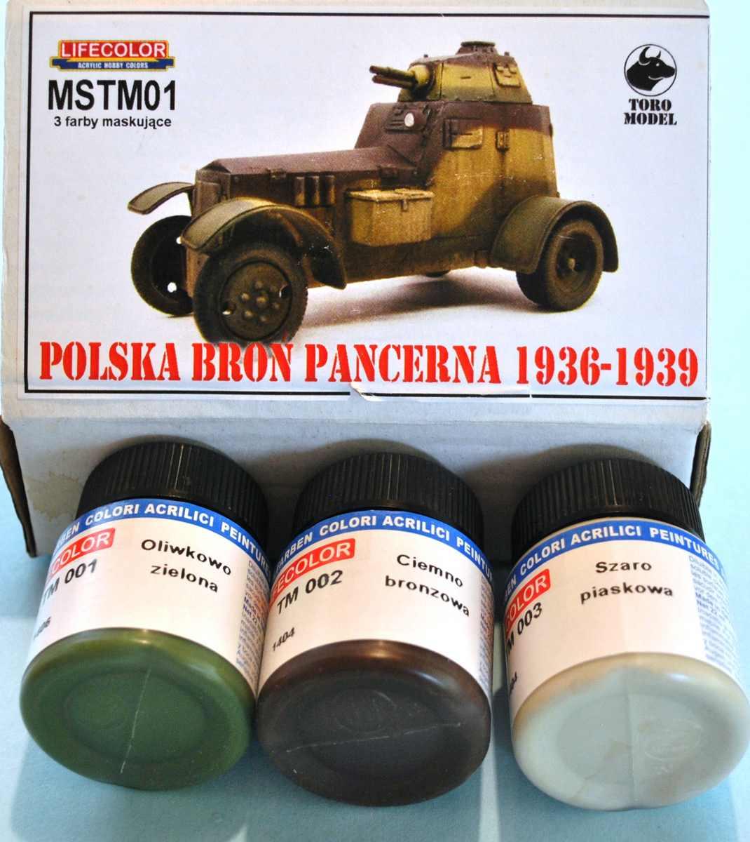 Life-Color-Farben-polnische-Armee-1939-4 Farben polnische Armee 1939 von Life Color