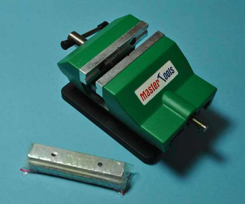 MasterTools-Mini-Vise-2 Kleiner Tisch Schraubstock (Mini Vise MasterTools)