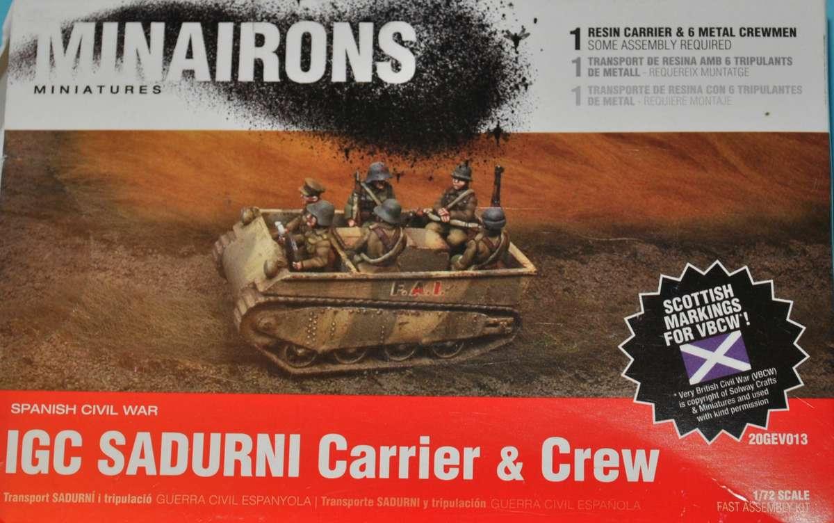 Minairons-20GEV013-IGC-Sadurni-Artillerieschlepper-5 spanischer IGC SADURNI Artillerieschlepper (Minairons 1:72 # 20GEC001)