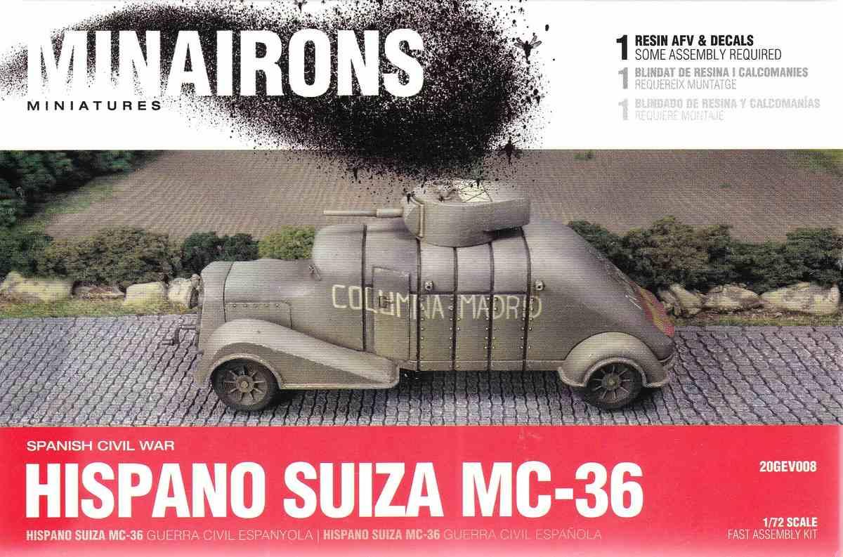 Minairons GEV008 Hispano Suiza MC-36 (9)