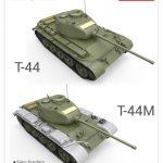 MiniArt-T-44-T44M-Unterschiede-11-150x150 T-44M von Mini Art (1:35 # 37002)