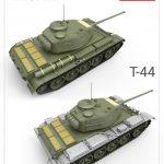 MiniArt-T-44-T44M-Unterschiede-2-150x150 T-44M von Mini Art (1:35 # 37002)