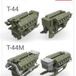 MiniArt-T-44-T44M-Unterschiede-4-150x150 T-44M von Mini Art (1:35 # 37002)
