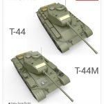 MiniArt-T-44-T44M-Unterschiede-5-150x150 T-44M von Mini Art (1:35 # 37002)