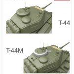 MiniArt-T-44-T44M-Unterschiede-6-150x150 T-44M von Mini Art (1:35 # 37002)