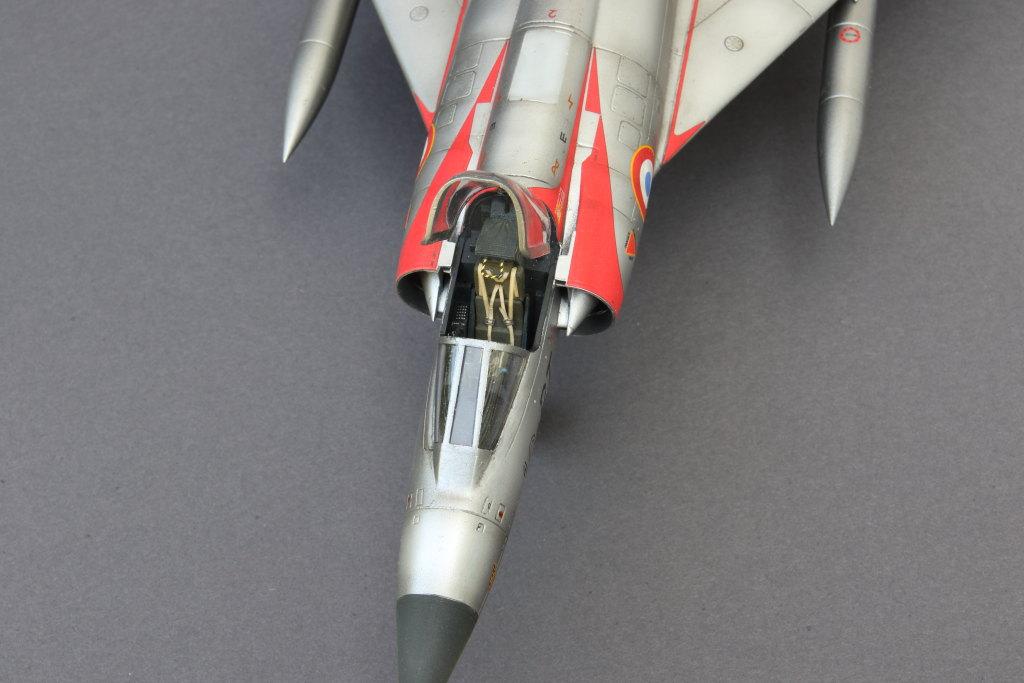 Mirage_IIIC_04 Galerie - Mirage IIIC - Eduard 1/48