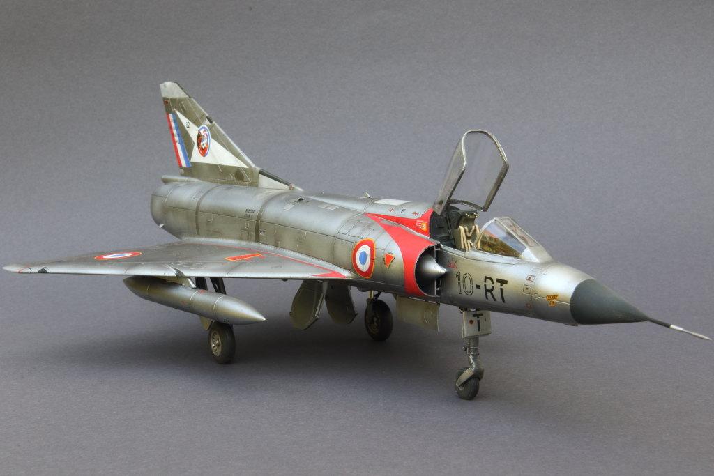 Mirage_IIIC_09 Galerie - Mirage IIIC - Eduard 1/48