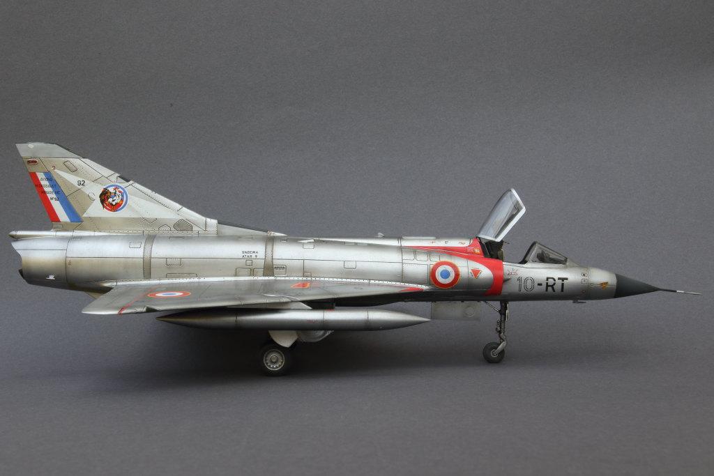Mirage_IIIC_10 Galerie - Mirage IIIC - Eduard 1/48