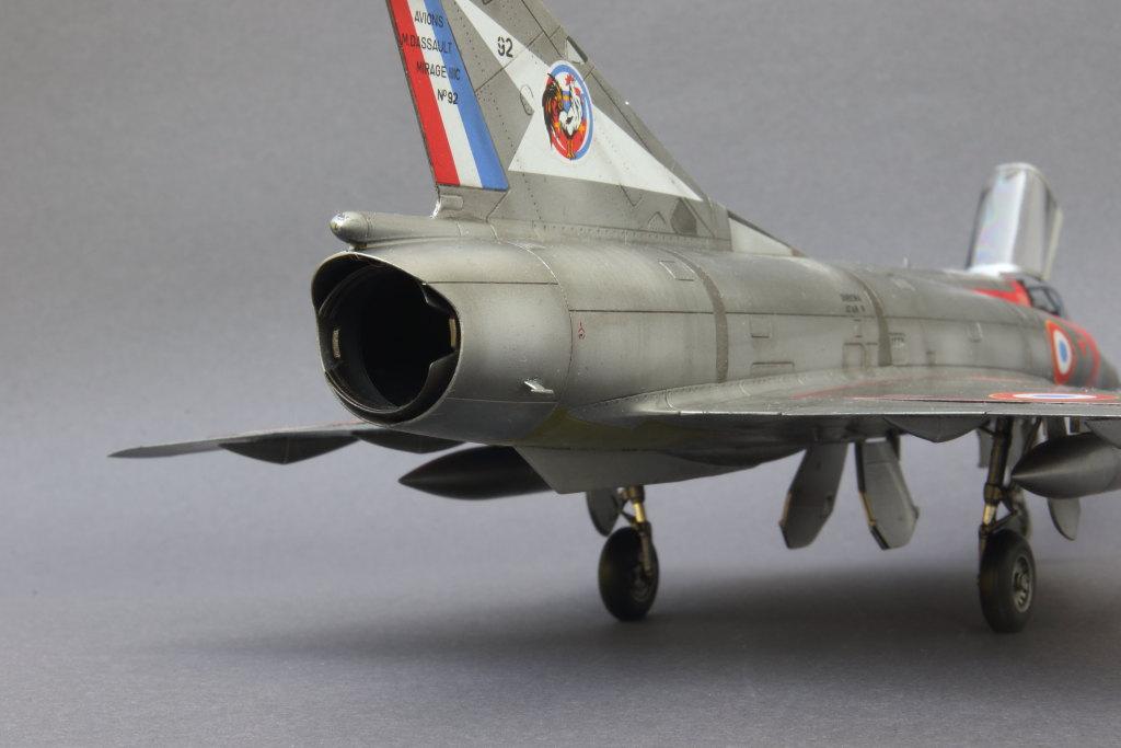 Mirage_IIIC_11 Galerie - Mirage IIIC - Eduard 1/48