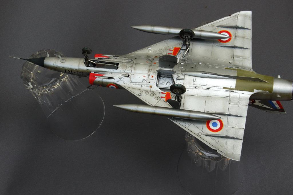 Mirage_IIIC_14 Galerie - Mirage IIIC - Eduard 1/48