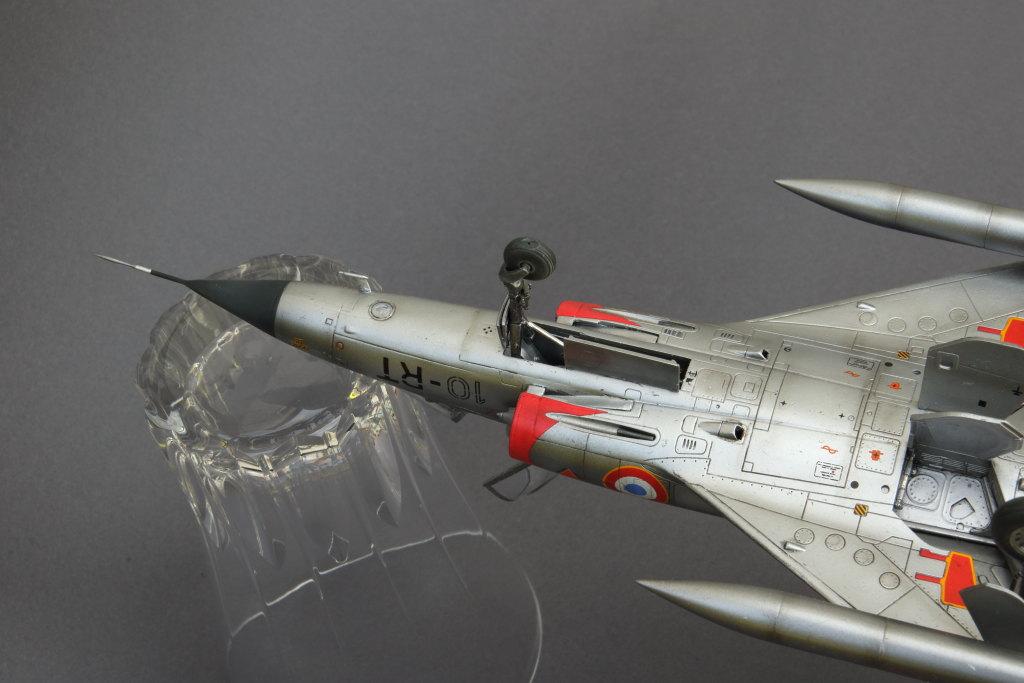 Mirage_IIIC_15 Galerie - Mirage IIIC - Eduard 1/48