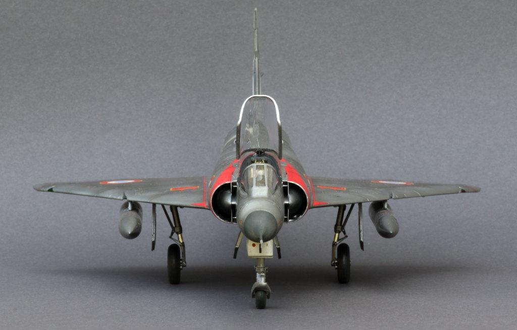 Mirage_IIIC_18 Galerie - Mirage IIIC - Eduard 1/48
