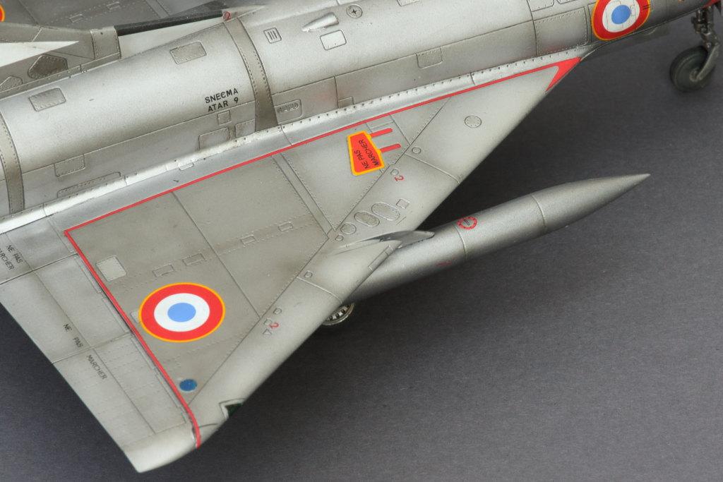 Mirage_IIIC_21 Galerie - Mirage IIIC - Eduard 1/48