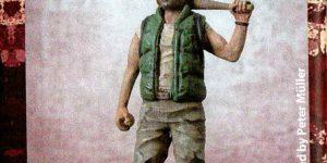 Survivor Brad ( Not Yet Dead Miniatures # NYD-S011) 1:35