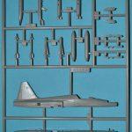 Revell-03947-Northrop-F-5E-Tiger-II-10-150x150 Northtrop F-5E Tiger II im Maßstab 1:144 von Revell 03947