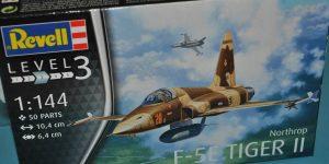 Northtrop F-5E Tiger II im Maßstab 1:144 von Revell 03947