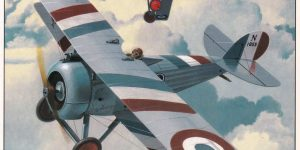 Windsock Datafile Special Nieuport Fighters Vol. 2