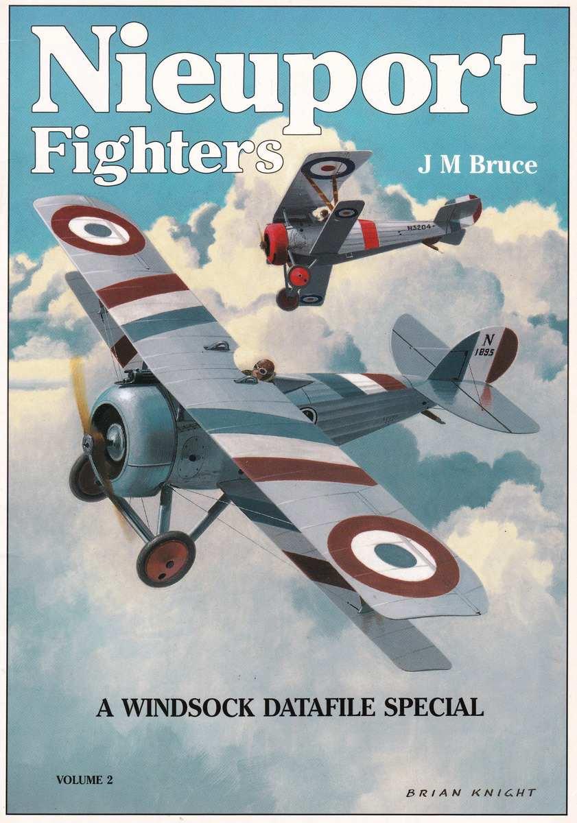 Windsock-Datafile-Special-Nieuport-Fighters-Vol.-II-1 Windsock Datafile Special Nieuport Fighters Vol. 2