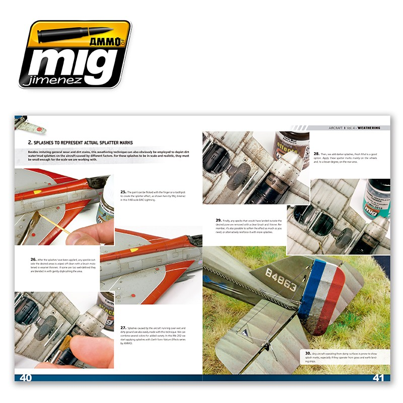 Ammo-of-Mig-Encyclopedia-of-aircraft-modelling-techniques-vol4-weathering-english-2 Encyclopedia of aircraft modelling techniques: WEATHERING