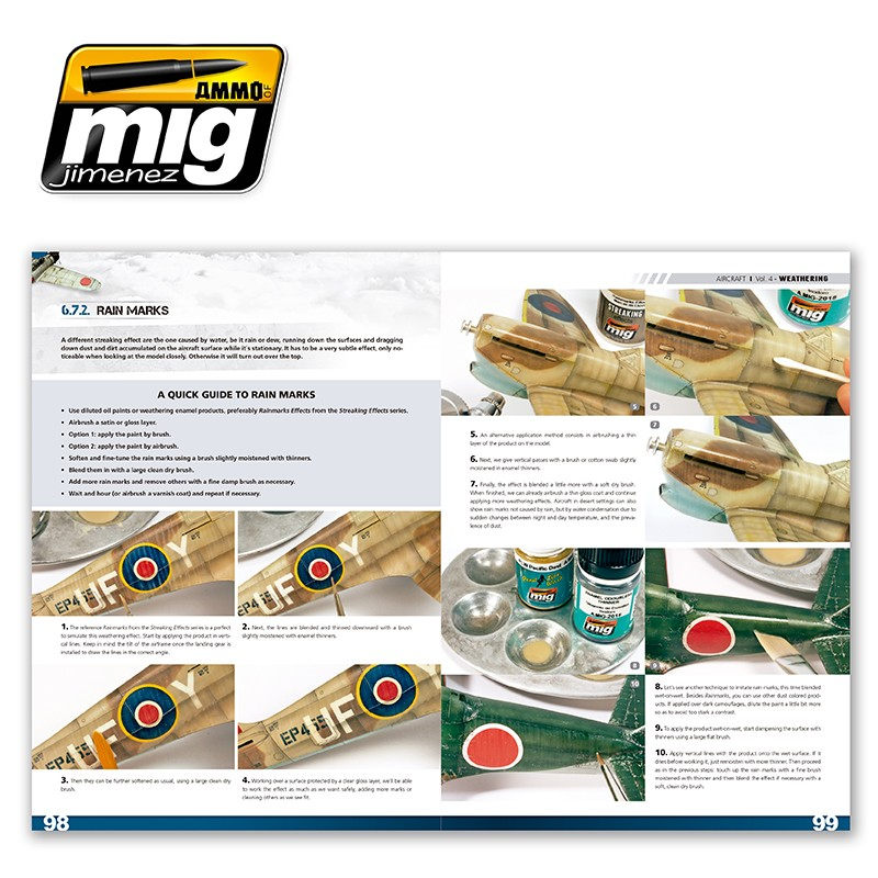 Ammo-of-Mig-Encyclopedia-of-aircraft-modelling-techniques-vol4-weathering-english-5 Encyclopedia of aircraft modelling techniques: WEATHERING