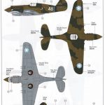 BRONCO-FB-4006-P-40C-Flying-Tigers-Bemalung-3-150x150 Curtiss P-40B Flying Tigers von Bronco (1:48 # FB 4006)