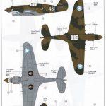 BRONCO-FB-4006-P-40C-Flying-Tigers-Bemalung-3-150x150 Curtiss P-40B Flying Tigers von Bronco (1:48 # FB 4006)