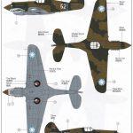 BRONCO-FB-4006-P-40C-Flying-Tigers-Bemalung-4-150x150 Curtiss P-40B Flying Tigers von Bronco (1:48 # FB 4006)