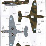 BRONCO-FB-4006-P-40C-Flying-Tigers-Bemalung-5-150x150 Curtiss P-40B Flying Tigers von Bronco (1:48 # FB 4006)