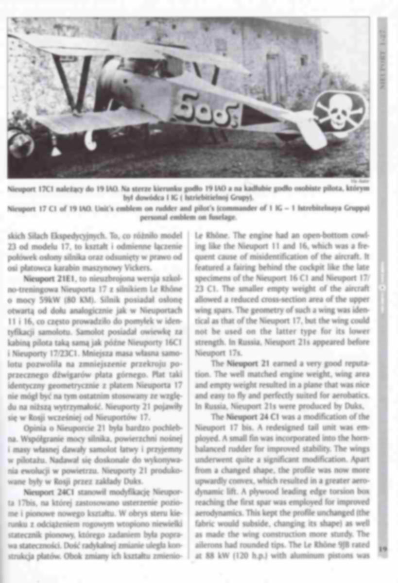Kagero-Nieuport-1-27-2 Nieuport-Bücher Teil 2: KAGERO Nieuport 1-27