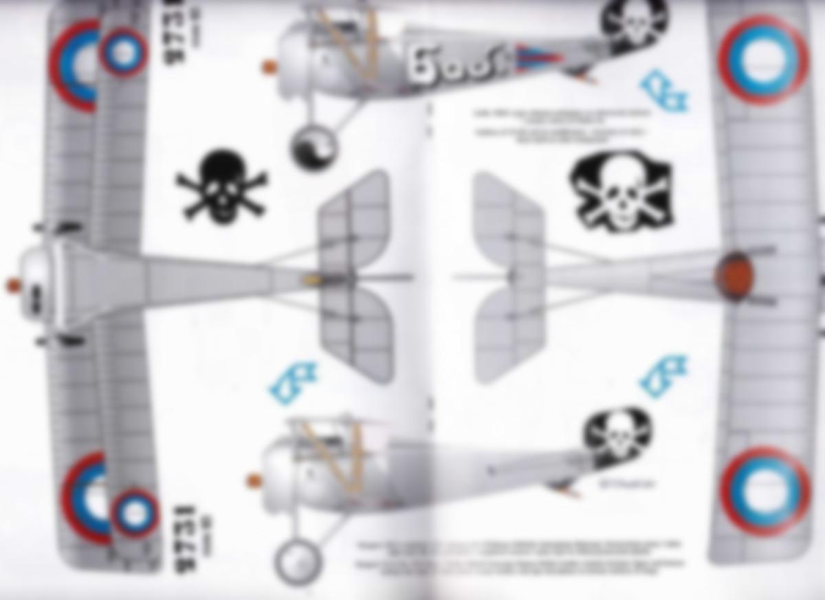 Kagero-Nieuport-1-27-4 Nieuport-Bücher Teil 2: KAGERO Nieuport 1-27