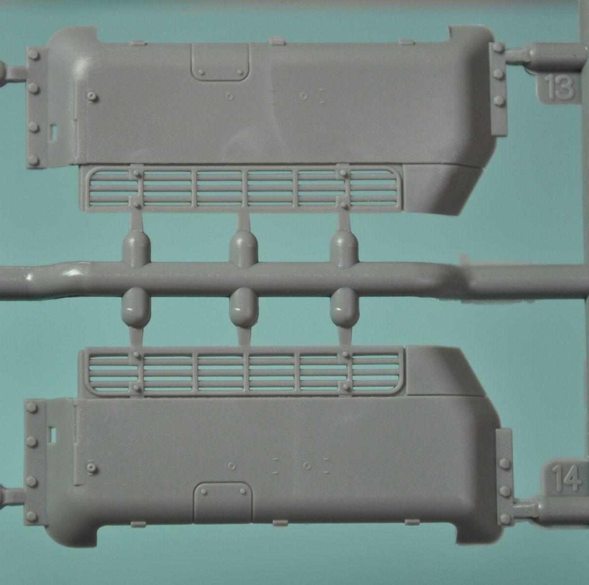 MiniArt-35175-Su-122-4 SU-122 Initial Production von MiniArt im Maßstab 1:35 (# 35175)