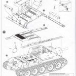 MiniArt-35175-Su-122-Bauanleitung-12-150x150 SU-122 Initial Production von MiniArt im Maßstab 1:35 (# 35175)