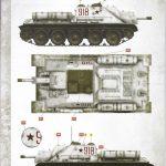 MiniArt-35175-Su-122-Bauanleitung-13-150x150 SU-122 Initial Production von MiniArt im Maßstab 1:35 (# 35175)