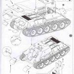 MiniArt-35175-Su-122-Bauanleitung-15-150x150 SU-122 Initial Production von MiniArt im Maßstab 1:35 (# 35175)