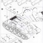 MiniArt-35175-Su-122-Bauanleitung-17-150x150 SU-122 Initial Production von MiniArt im Maßstab 1:35 (# 35175)