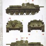 MiniArt-35175-Su-122-Bauanleitung-22-150x150 SU-122 Initial Production von MiniArt im Maßstab 1:35 (# 35175)