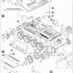 MiniArt-35175-Su-122-Bauanleitung-5-150x150 SU-122 Initial Production von MiniArt im Maßstab 1:35 (# 35175)