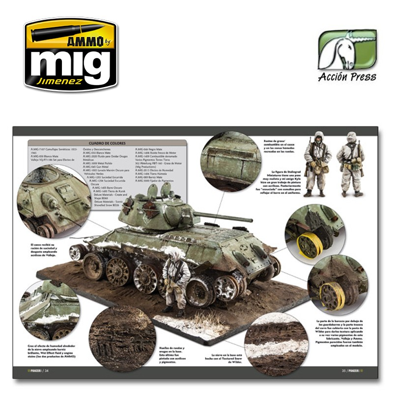 Panzer-Aces-51-special-winter-camouflages-english-4 Panzer Aces No. 51: Winter Camouflages