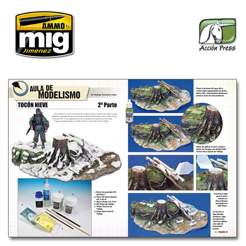 Panzer-Aces-51-special-winter-camouflages-english-7 Panzer Aces No. 51: Winter Camouflages