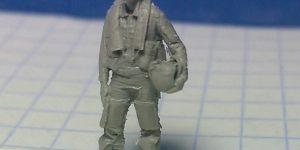 3D-gescannte Figuren im HO-Maßstab von Reedoak
