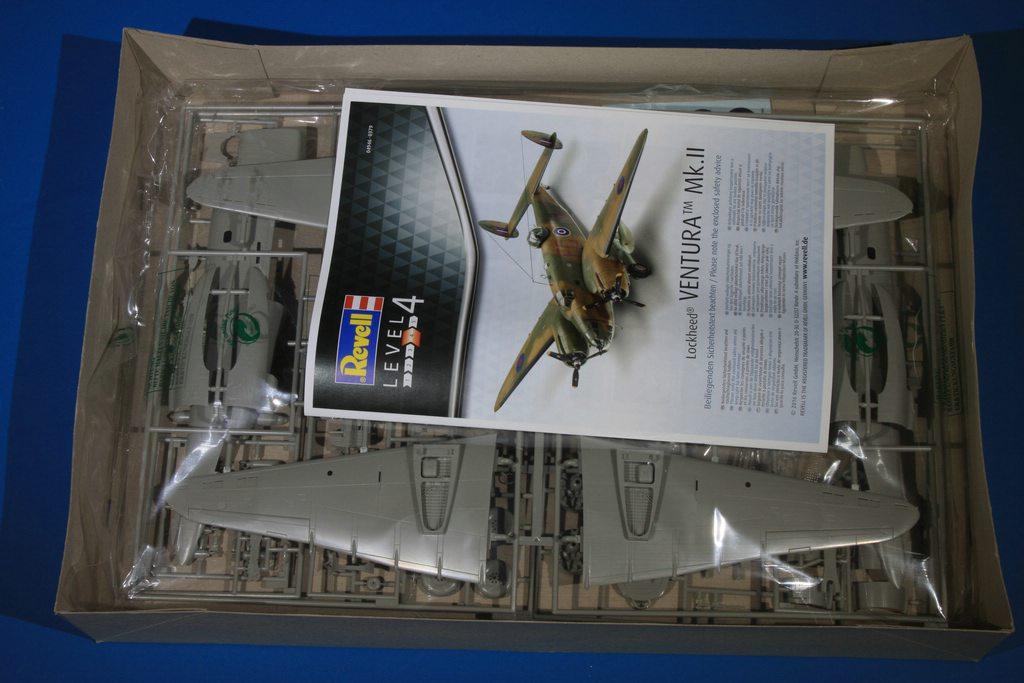 Revell-04946-Lockheed-Ventura-Mk.-II-2 Lockheed Ventura Mk. II (1:48 Revell 04946 )