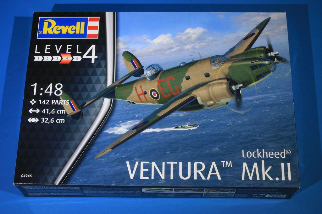 Revell-04946-Lockheed-Ventura-Mk.-II-25 Lockheed Ventura Mk. II (1:48 Revell 04946 )