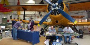 Ausstellung des VdPM Hannover im Luftfahrtmuseum Laatzen