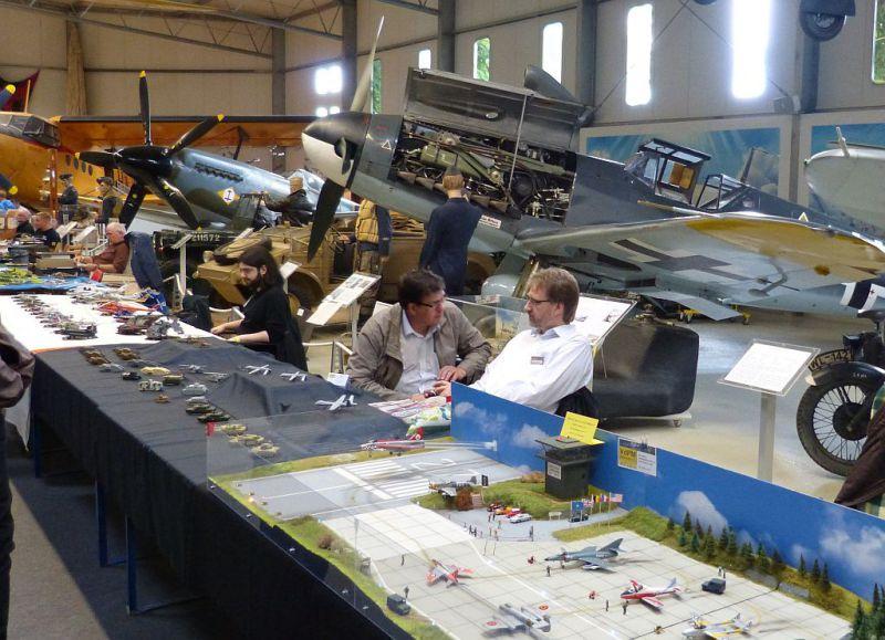 VdPM-Hannover-Ausstellung-2016-2 Ausstellung des VdPM Hannover im Luftfahrtmuseum Laatzen