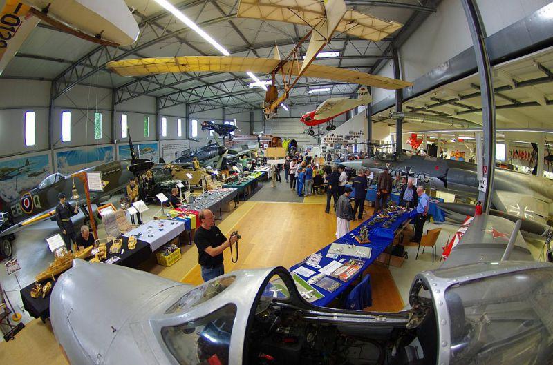 VdPM-Hannover-Ausstellung-2016-3 Ausstellung des VdPM Hannover im Luftfahrtmuseum Laatzen